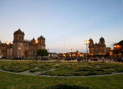 初めまして南米2019 ~ ペルー/クスコ 旧市街散策と買い物いろいろ2日間