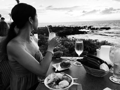 ハワイ島へ成田から直行便で。SUPとトレッキング その3