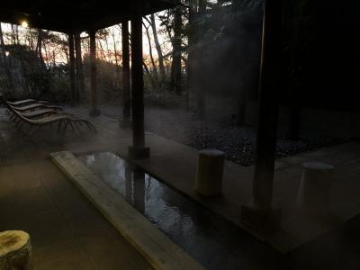 心行くまで温泉ライフを楽しみたくて初めて泊まってみました