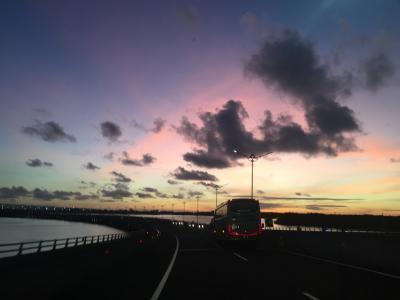 バリ島の空港周辺渋滞緩和に期待!
