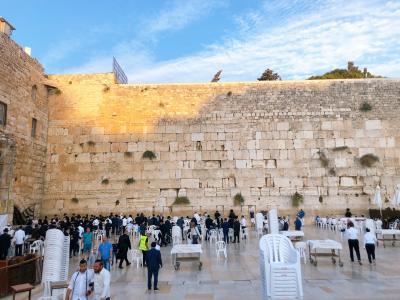 エルサレムに行ってきた①