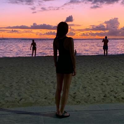 2019年10月klklさんのSmile Hawaii ② Sunsetに感謝