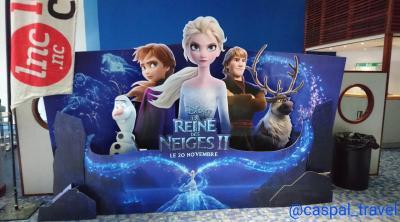 ニューカレドニアでフランス語版『アナ雪2』を観た話