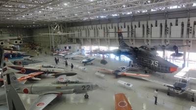 岐阜かがみがはら航空宇宙博物館
