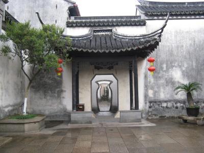 行って来ました 上海旅行II 同里古鎮(蘇州)