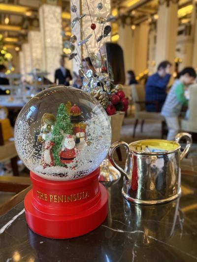土日で香港のクリスマス