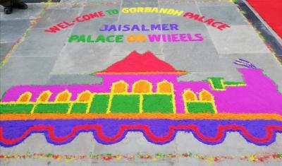 パレスオンウィールズで巡る北インド