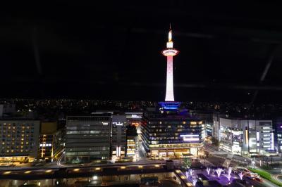 ブララブコー「京都の紅葉を狩り尽くせ!~mission1まずは夜の京都を偵察せよ!!京都駅周辺編~」