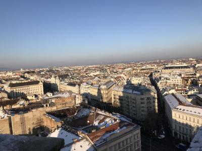 初めての東欧⑤ ブダペスト2日目と3日目