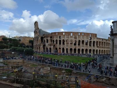 2019年10月~11月 ローマ・フィレンツェの旅 4
