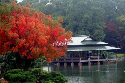 深川散歩 清澄庭園、深川江戸資料館 、富岡八幡宮