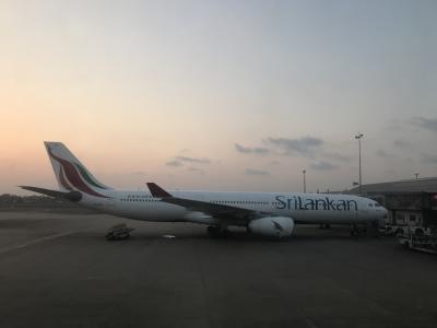 スリランカ航空のビジネスクラスに乗る JGCへの足掛かりに。