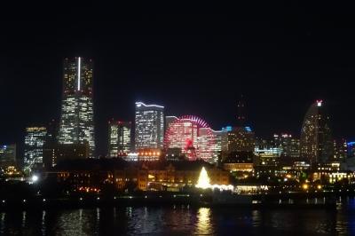 横浜みなとみらい 夜景 2019