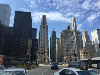 イリノイ州 シカゴ - マグニフィセント マイル