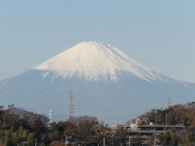 まず最初に北鎌倉富士見道-2019年初冬
