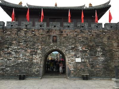 中国深セン:大鵬所城