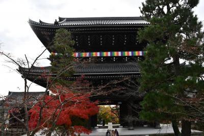 金戒光明寺と聖護院門跡