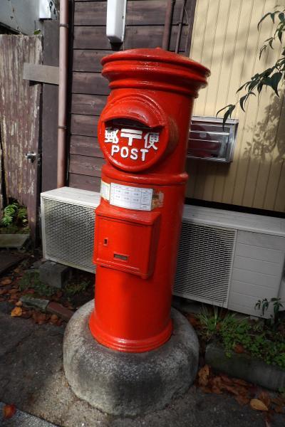 鎌倉の郵便ポスト