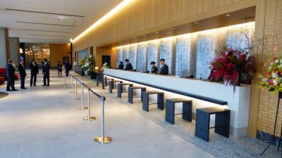大阪2つの新ホテル宿泊目的2泊3日の旅【阪急百貨店前から「ホテル阪急レスパイア大阪」に移動編】