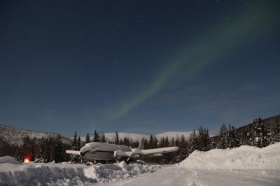 人生で一度は見たい!オーロラとアラスカの大地!④