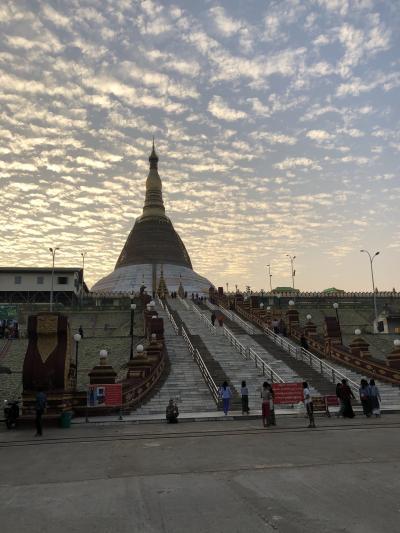 2019年2月 ミャンマー 週末観光 ヤンゴンーパガンーネピドー2日間