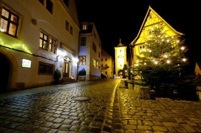 ときめきのドイツクリスマスマーケット6日間 ①