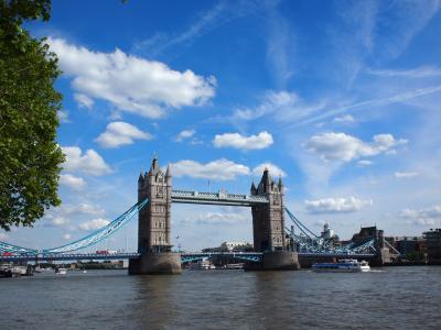 ピクニックハンパーを探してinロンドン