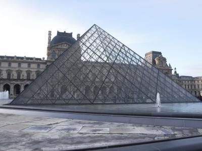 個人旅行で初パリ3