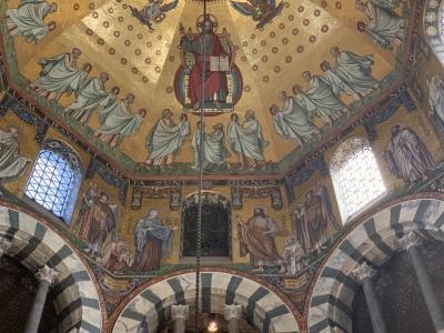 アーヘン 街歩き♪ 大聖堂のある美しい街並を満喫