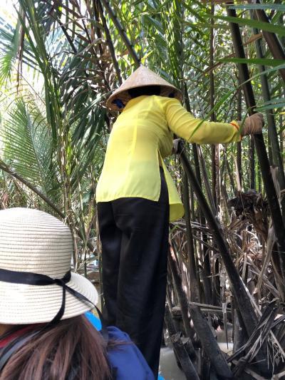 若くなくても何とかなりますねん!おばあちゃん1人ベトナムへ行く。3日目