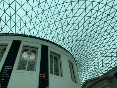 ロンドン、ブリュッセル ぼっち旅⑥博物館で文化に溺れる