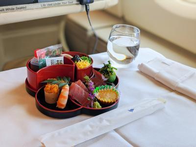 3年越しの新婚旅行!シンガポール航空ビジネスクラス搭乗記(成田→シンガポール)