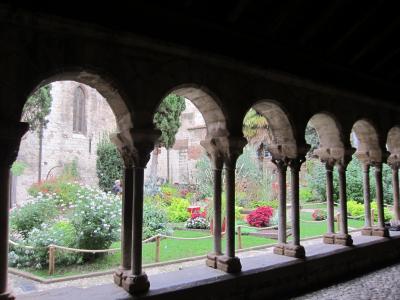 スト4日目 アルビ観光 サン・シルヴィ教会の回廊が素晴らしい