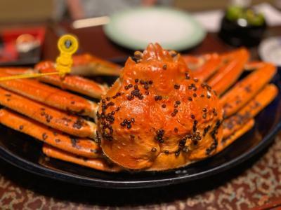 2020年3月 3シーズン続けての越前蟹道楽の旅☆「料理宿 やまざき」& 金沢 & 初グランクラス♪