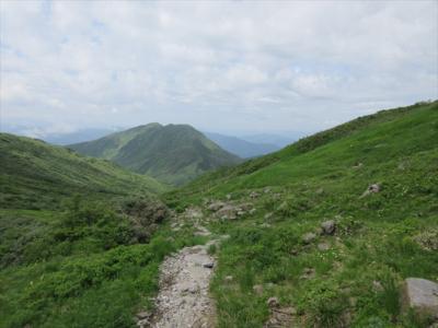 夏の月山 「湯殿山ルート」 日帰り登山