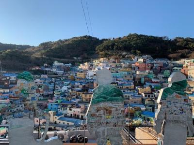 【美味しい釜山でいただきます 第一弾】土日で満喫する釜山