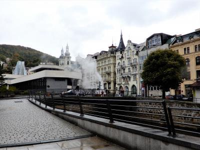チェコの世界遺産12か所、すべてを巡るbaba友の旅【1】2日目(カルロヴィヴァリ)