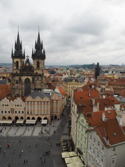 チェコ共和国プラハの旅