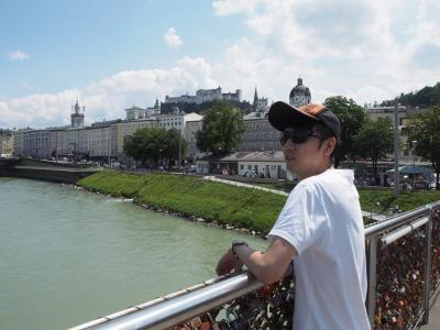 オーストリア、ザルツブルクの旅