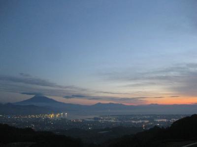 晩秋の富士五胡~忍野八海