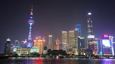 初めての中国旅行