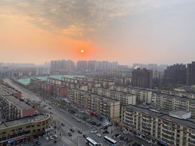 北京出張1/2 さ、さむい。