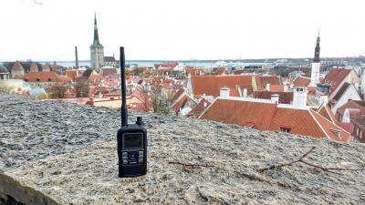 アマチュア無線のCEPTな旅 2019 その1 エストニア ES1ZB