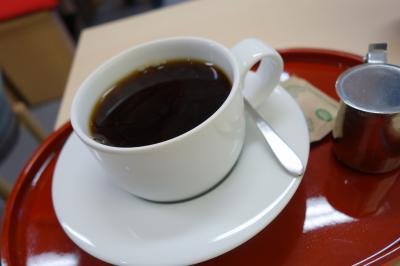 20191207-3 豊洲 今日の締めくくり?は、茂助団子さんのコーヒーで