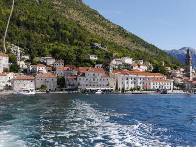 クロアチア等 4ヵ国個人旅行2.コトルとペラスト