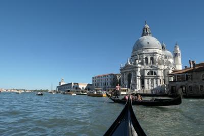 イタリア旅行記④ ベネチア1日目(ベネチア散策、ゴンドラ乗船編)
