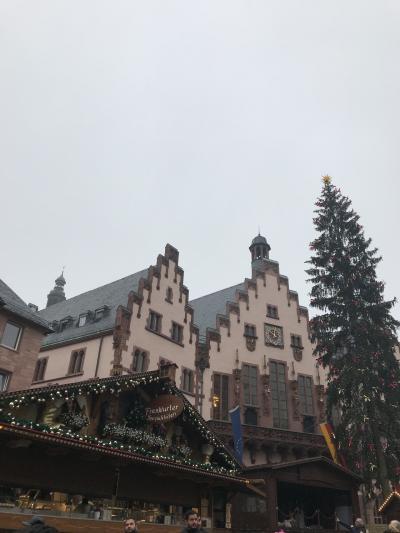 2019年夫婦旅 フランクフルトの街歩き
