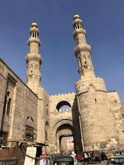 カイロ イスラム地区