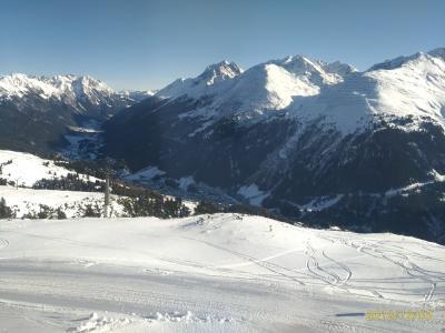 オーストリア、チロルのスキー(1)St.Anton