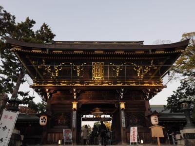 紅葉を撮るぞ!1日目午後 永観堂~北野天満宮